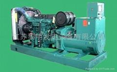 400GF沃尔沃系列柴油发电机组