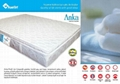 Anka Orthopedic Luxury Padded Mattress 90x190 cm