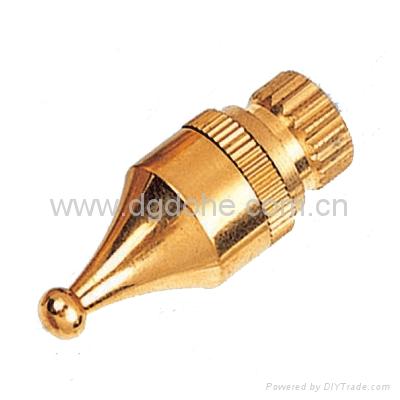 audio accessrioes brass spike 1