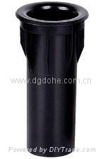 loudspeaker accessory ABS reflex tube 1