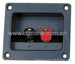 loudspeaker accessory terminal cups binding post 1