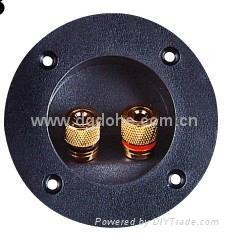 AUTO/audio loudspeaker component terminal cups