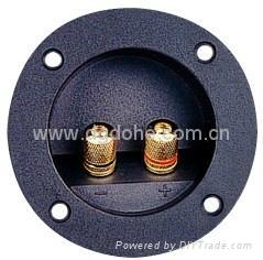 loudspeaker accessory terminal cups binding post 2