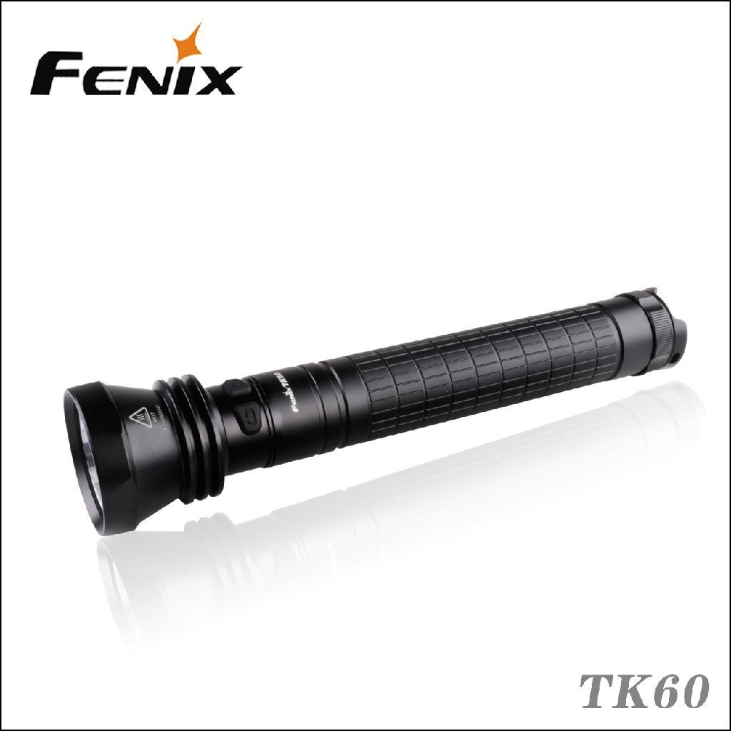 菲尼克斯 Fenix TK60 XM-L T6 D電手電筒 1