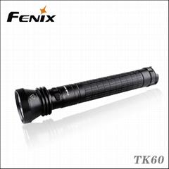 菲尼克斯 Fenix TK60 XM-L T6 D電手電筒