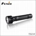 菲尼克斯 Fenix TK50 R5 D電 1號電池手電筒 1