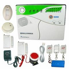 GSM自动拨号家用防盗报警器