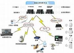 保安公司专用联网报警平台系统