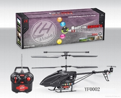 3.5 channel remote control metal helicopter