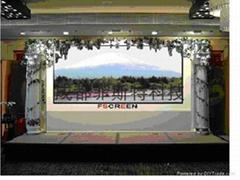 供應上海市微結構光學背投屏幕(菲涅爾透鏡)