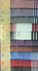 東莞現貨供應色織定位布適用男裝襯衫廠價直
