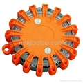 9-in-1 super flare safety light-6-PCS pack rechargeable case 3