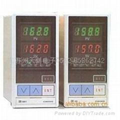 CHINO千野小形數字式指示調節儀DB500