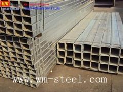 ASTM A500 Rectangular Steel Tube 1