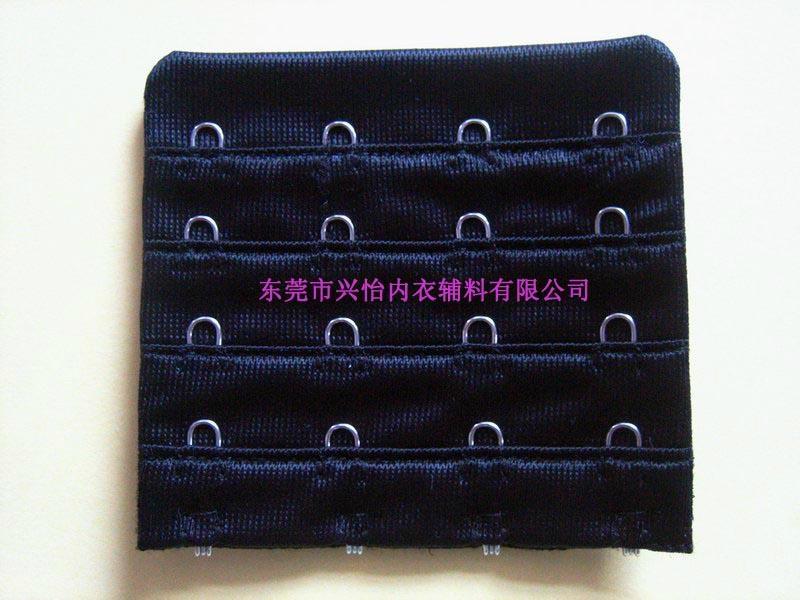 胸圍延長背扣, 1