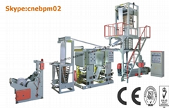 PE Blown film Rotogravure Printing machine