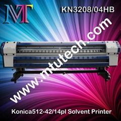 Light-Duty B Konica KM512 Solvent Printer