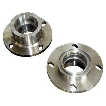 Stainless Steel Flange 1
