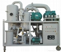 Ultra-high Voltrage Oil Purification Machine