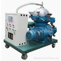 Centrifugal Vacuum Oil Purifier
