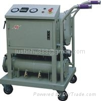 Effective Coalescence-Separation Oil Purifier