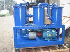 Portable Oil Filtration Machine