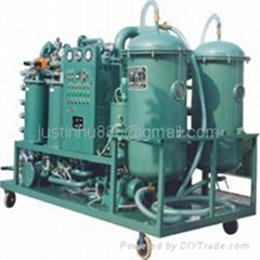 Turbine Oil Regeneration Purification