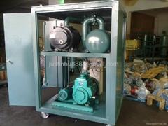 Transformer Evacuation System / Vacuum Pump Set