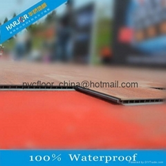 pvc floor for commercial & residential