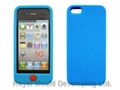 Smarties Silicone Case for iphone 5