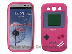 game machine case galaxy s3 i9300