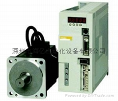 三菱伺服MR-J2S-200A+HC-SFS202