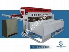 護欄網排焊機