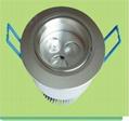 Epistar 5w or 10w LED downlights 2