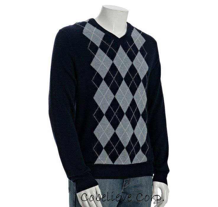 forest cashmere v neck sweater 5