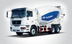 Concrete mixer truck,agitator truck