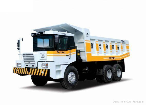 Mining Dump Mining Dump Truck 1