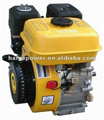 Air-cooled Single Cylinder Gasoline Engine GE168F(E)