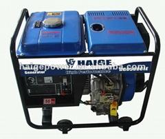 3Kw Open Type Portable Diesel Generator DG3500CL/CX(E)