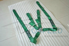 TAKATA racing seats belts