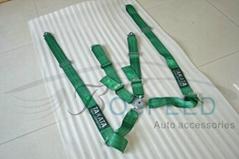 TAKATA racing seats belts