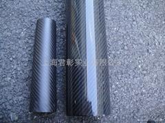 碳纖維管材