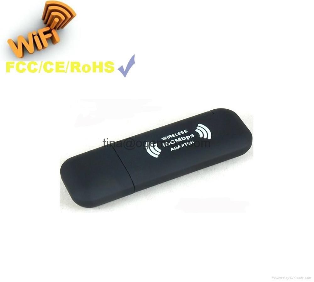 Nano USB WiFi Adapter 2