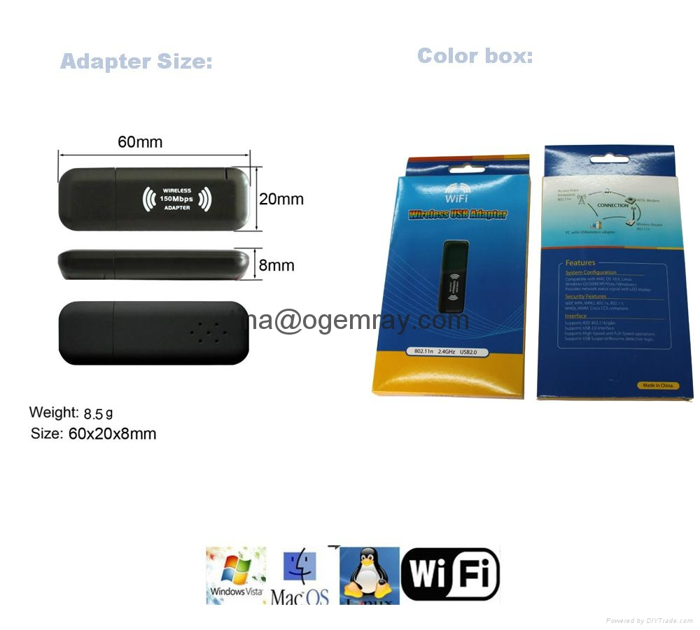 USB WiFi Adapter 2