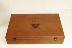 2012 new wooden wine box