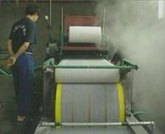 Small paper machine