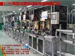 汽车助力转向泵装配检测线