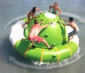 Inflatable water recreation facilities 3