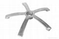 鋁合金壓鑄椅腳 1
