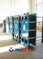 内蒙古液压油冷却板式换热器